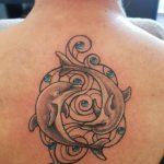 Delphin Tattoo