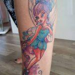 Elfe Tattoo
