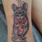 Herr Maus Tattoo