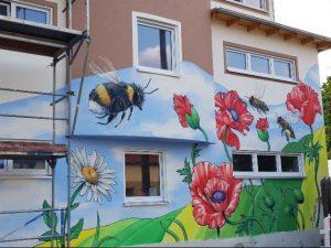 Fassade in Quaasdorf a.B.