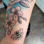 Hummel tattoo
